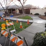 ADA Compliance Walkways In Davis