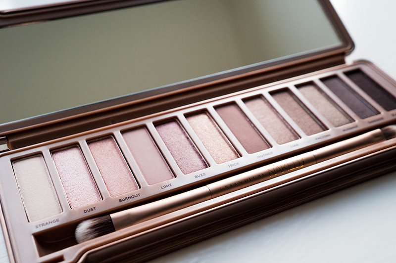 Urban Decay Naked 3 Palette: All Colours | www.latenightnonsense.com