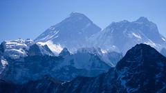 Everest Nuptse Lhotse Z Gokyo Ri