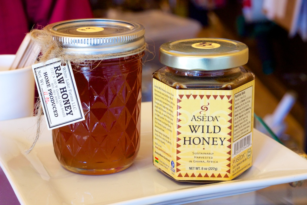 Raw Honey for Raw Chocolate