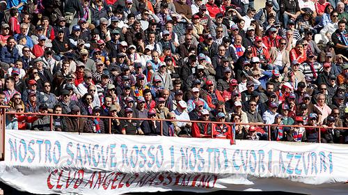 Voci della tribuna: Catania-Lazio $