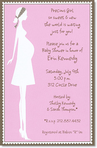 Welcome Baby Shower Invitation Wording Ideas