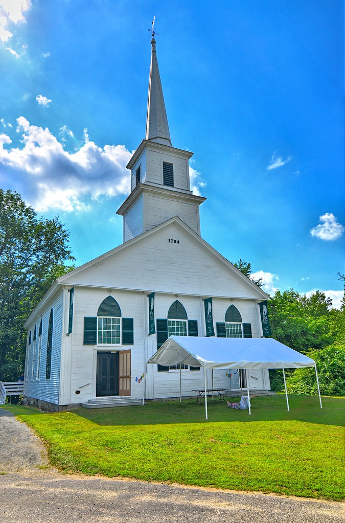 New Salem First Congregational Church