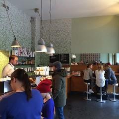 Cappuccino at Java