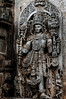 The Finest Sculptures in India are to be seen at Belur