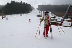 SNOW tour 2013/14: Jasenská dolina - sníh i sněženky