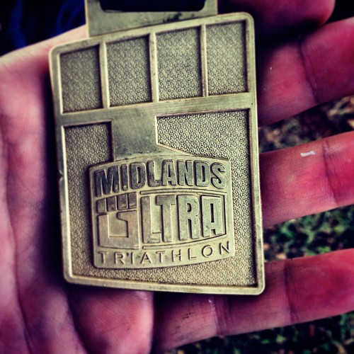 Midlands Ultra medal