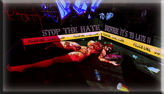 Stop The Hate (Paradise)
