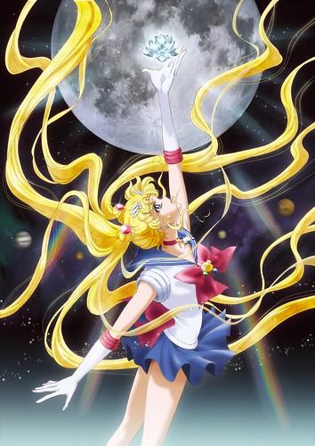 140317(4) - 7月新動畫《美少女戦士セーラームーンCrystal》(美少女戰士 Sailor Moon Crystal)公開第一張海報、【NicoNico動畫】全球放送!