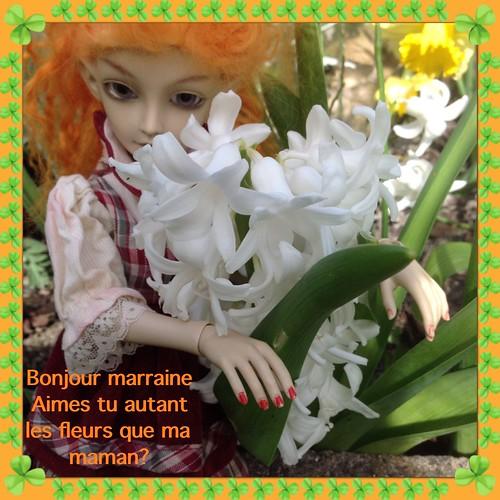 [Grenade Mortemiamor ]marraine Rosemary et moi  13491116823_c3757fd14d