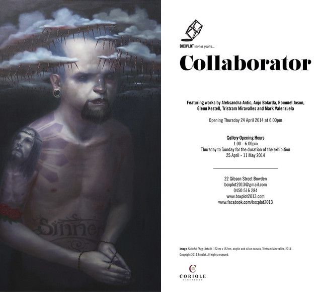 Collaborator invite