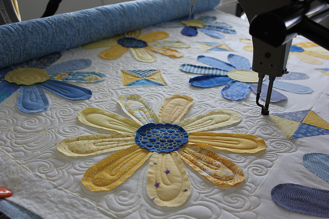 Daisy Charity Quilt