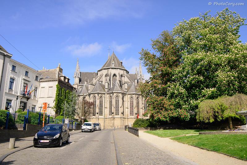 Mons, Sainte Waudru collegiate church