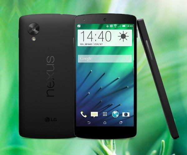 HTC Sense 6 для Nexus 5
