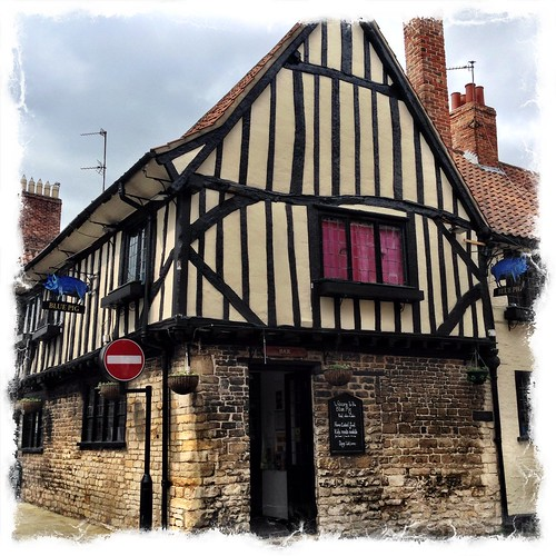 Blue Pig Inn, Grantham