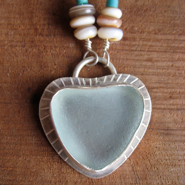 Sea Heart Pendant