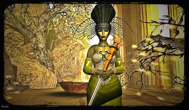 Fantasy Faire 2014 - Minoan