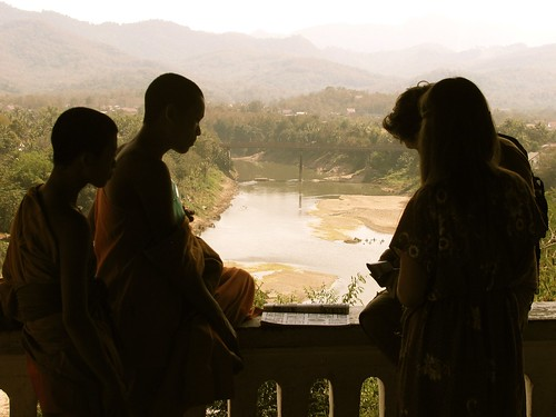 La amabilidad de los monjes