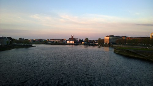 Evening in Limerick. by despod