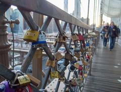 Clichés in New York 1 : Brooklyn Bridge