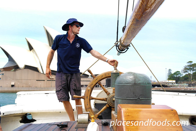 sydney tall ships captain