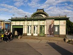 Otto Wagner U-Bahn Karlsplatz 1040 Vienna - 1