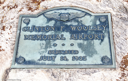 Clinton F. Woolsey Memorial Airport, Northport, Michigan