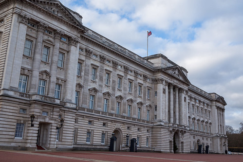 Buckingham Palace - London