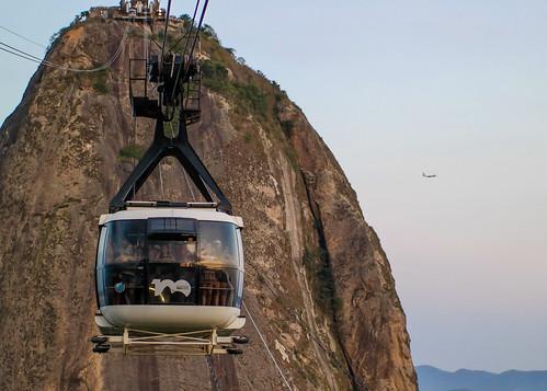 Riding the Rio Bondinho