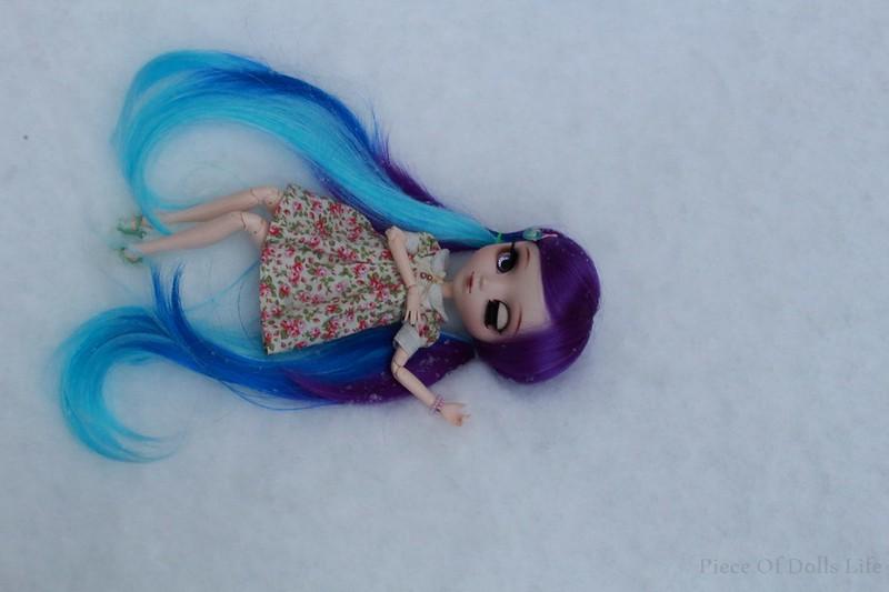 Winter angel#4