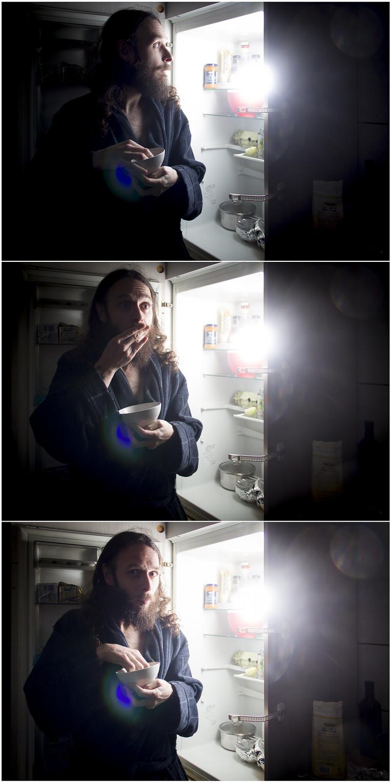 30.01.2015 Midnight Snack