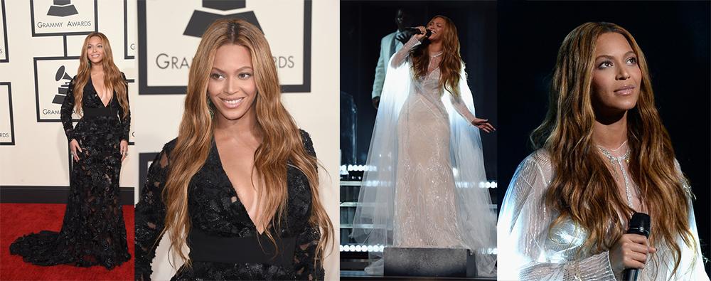 Grammys15-Beyonce
