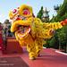 WDW Dec 2014 - Holidays Around the World - Chinese Lion Dancers