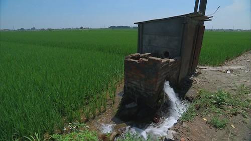 地下水位攸關地層的穩定