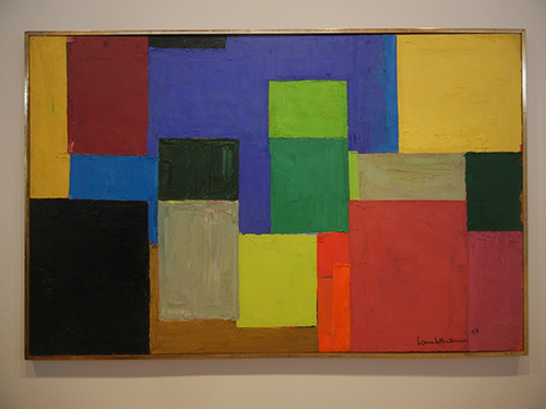 DSCN9216 _ Fall Euphony, 1959, Hans Hofmann, Anderson Collection