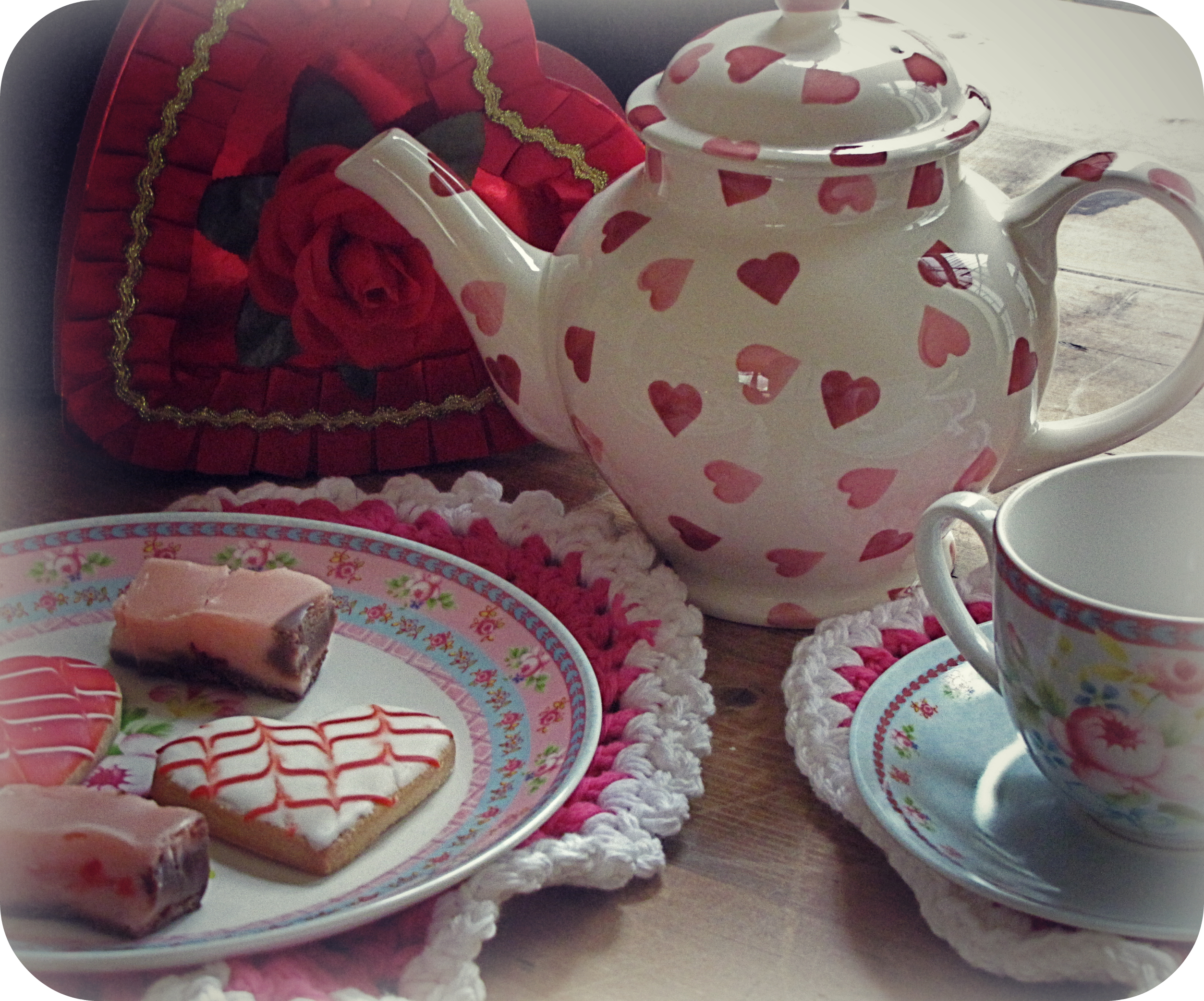 Valentine Day Tea