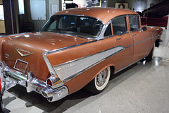 chevrolet, automobile, automotive exterior, vehicle, mercury montclair, full-size car, antique car, chevrolet bel air, sedan, land vehicle, luxury vehicle,