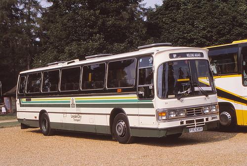 Lincoln City PYE 838Y