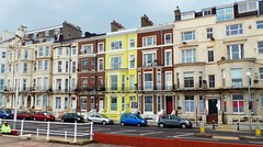 Hastings Seafront - July 2014 - Primrose House