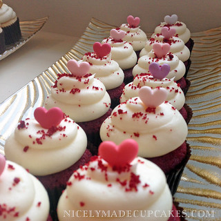 2015 valentines day cupcakes