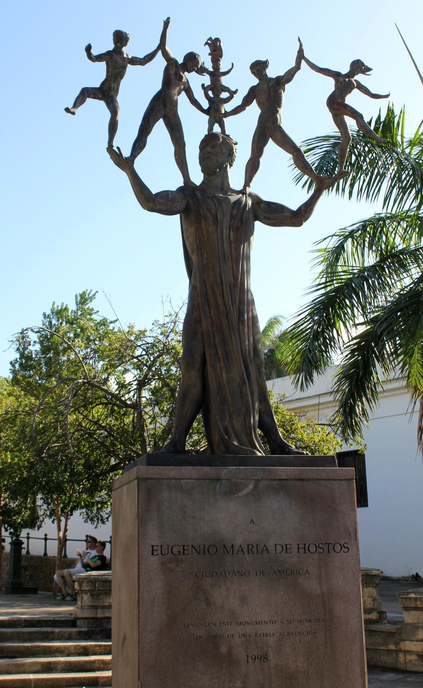 eugenio maria de hostos san juan puerto rico