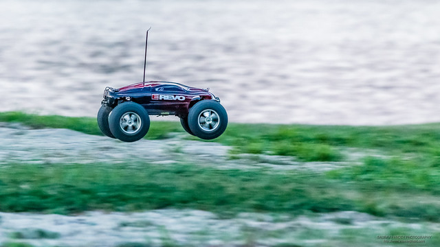 Toy Car Action