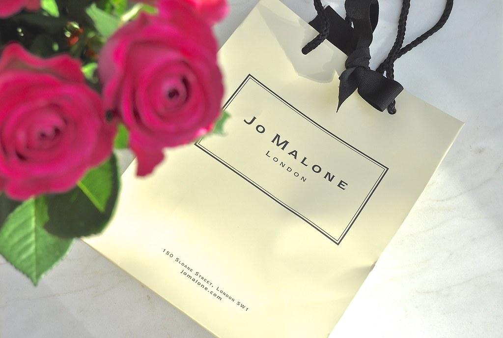 Jo Malone Lime Basil and Mandarin Cologne Perfume 1