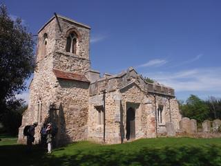 St. Mary Magdalene, Caldecote