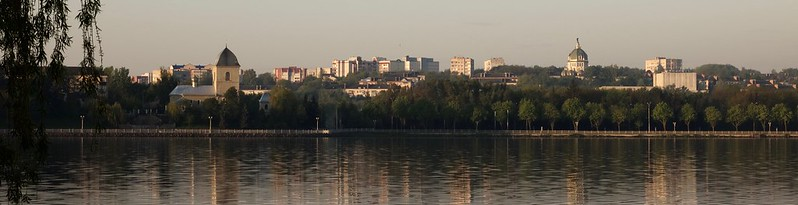 Early Morning Ternopil
