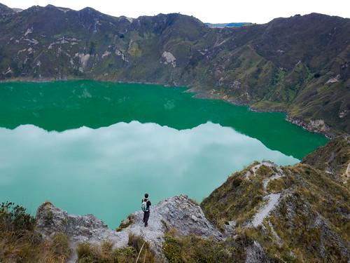 La Laguna de Quilotoa
