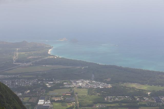 The Kuliouou Ridge Trail Oahu