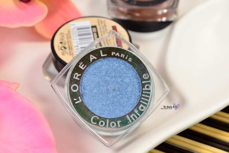 Alle Infos - L'Oreal Color Indefectible/ Infaillible Eyeshadows