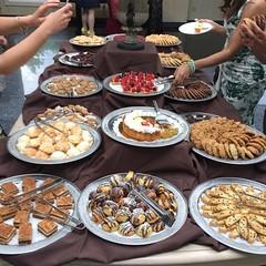 Dessert. #mydietstartstomorrow #bikiniseason :cake::doughnut::cookie::coffee::chocolate_bar::icecream::cake::rice_cracker: