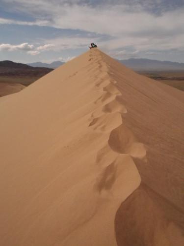 The Singing Dunes